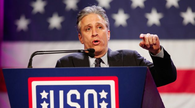 Mainstreaming: In 2012, Jon Stewart played a role in popularizing Jewish identity.