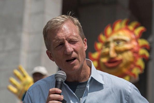Democratic donor and activist Tom Steyer