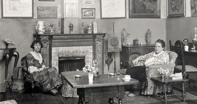 Domestic Empire: Gertrude Stein?s relationship with Alice B. Toklas appears conventional, but was a harbinger of sexual freedom and equality.