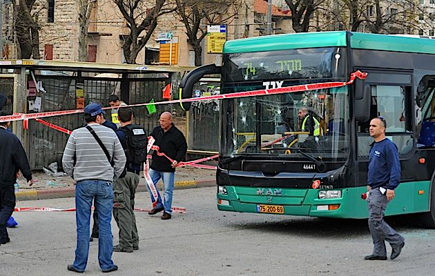 Deadly Attack: One person was killed and more than 30 were injured in a March 23 terror attack at a busy bus station in Jerusalem.