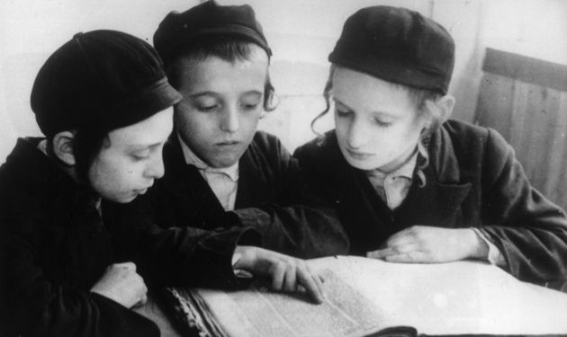 In the Cheder: Debate is good in Judaism, but there is also a place for right answers.