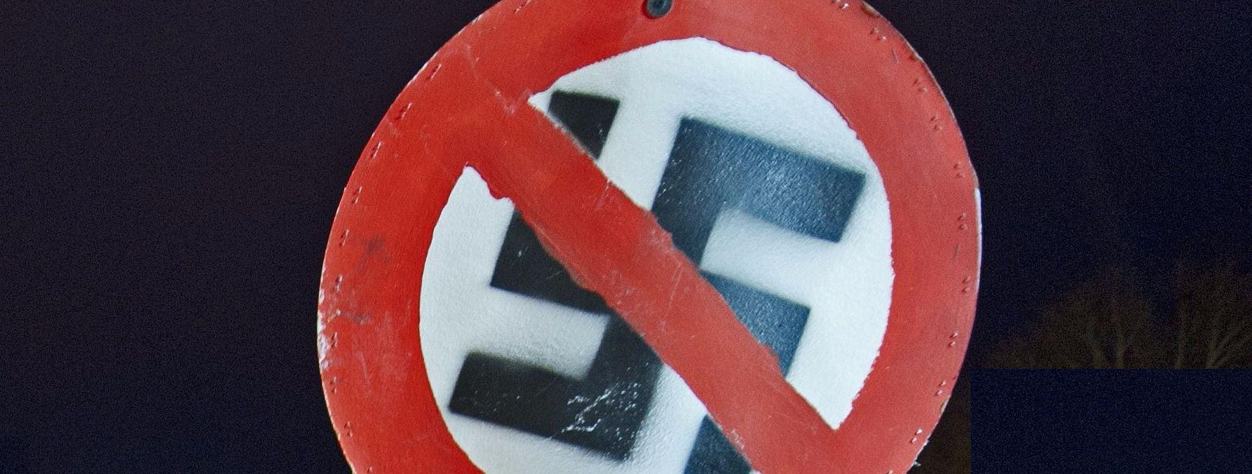 Swastika found on man's truck in Denver