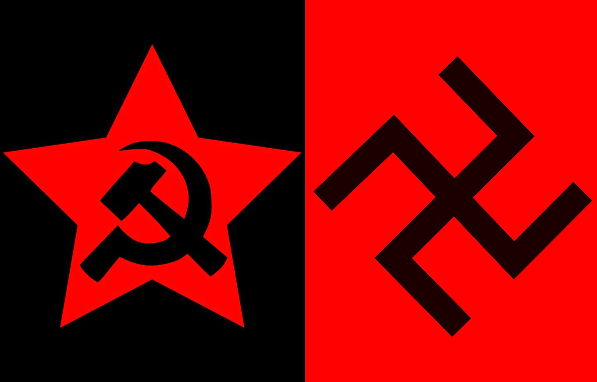 hitler s nazi germany vs stalin s communist Hitler particularly disliked the communist party in germany the enabling act made hitler the all-powerful fuhrer of germany the law against the formation of parties declared the nazi party the only political party in germany it was an offence to belong to another party all other parties were banned, and their leaders.