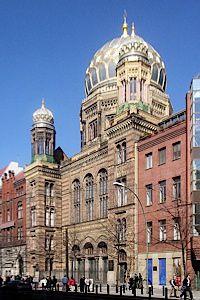 Berlin?s Neue Synagoge