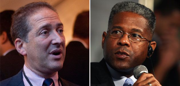 Ron Klein (D) and Allen West (R)