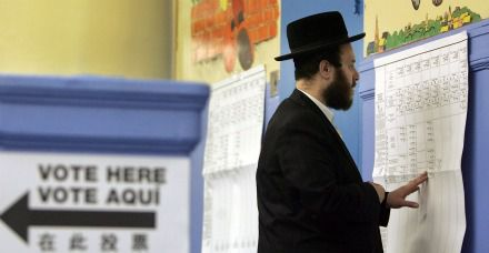 Concentrated Influence: Orthodox Jews say they want new districts so leaders will answer to them alone, not the broader community.