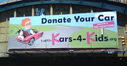 kars4kids charity reneged on deal