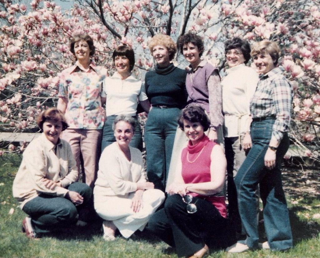 The Pauline Levin Memorial Club, 1978.
