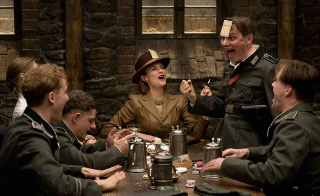 Cards on the Table: Tarantino plays with our expectations.