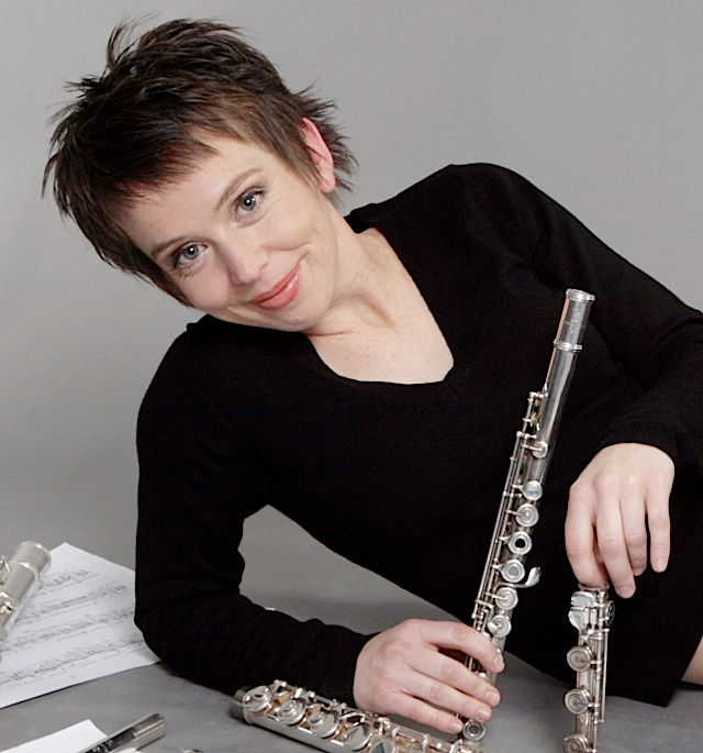 Chasing Reich Flutist Claire Chase will perform Steve Reich?s ?Vermont Counterpoint? at the Walter Reade Theater.