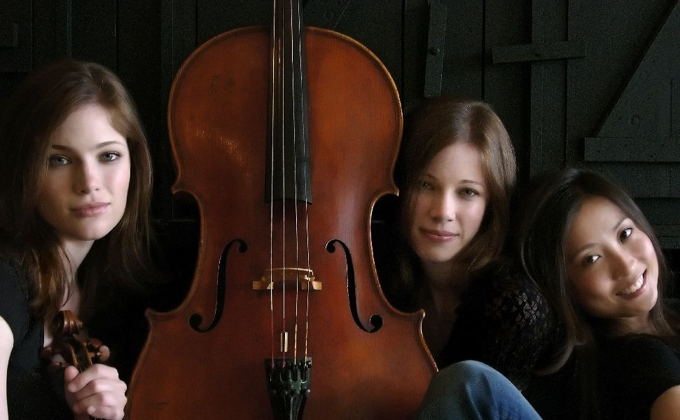 The Claremont Trio: Who wouldn?t want to listen to them?