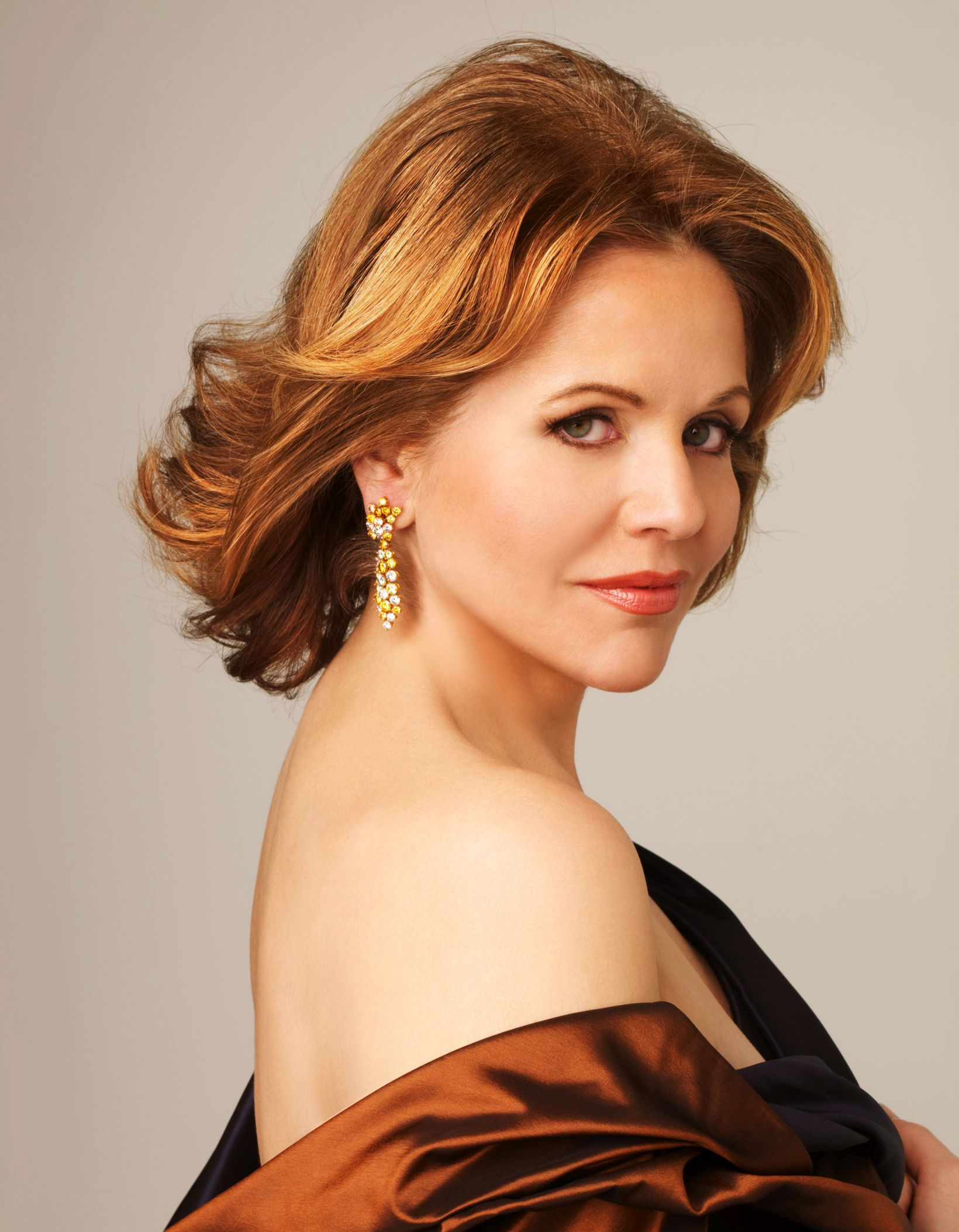 Renée Fleming, America?s sweetheart, singing German Jewish composers of art songs at Carnegie Hall, January 11.