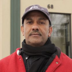 Teek Persaud worries that the rural character of the area will be lost.