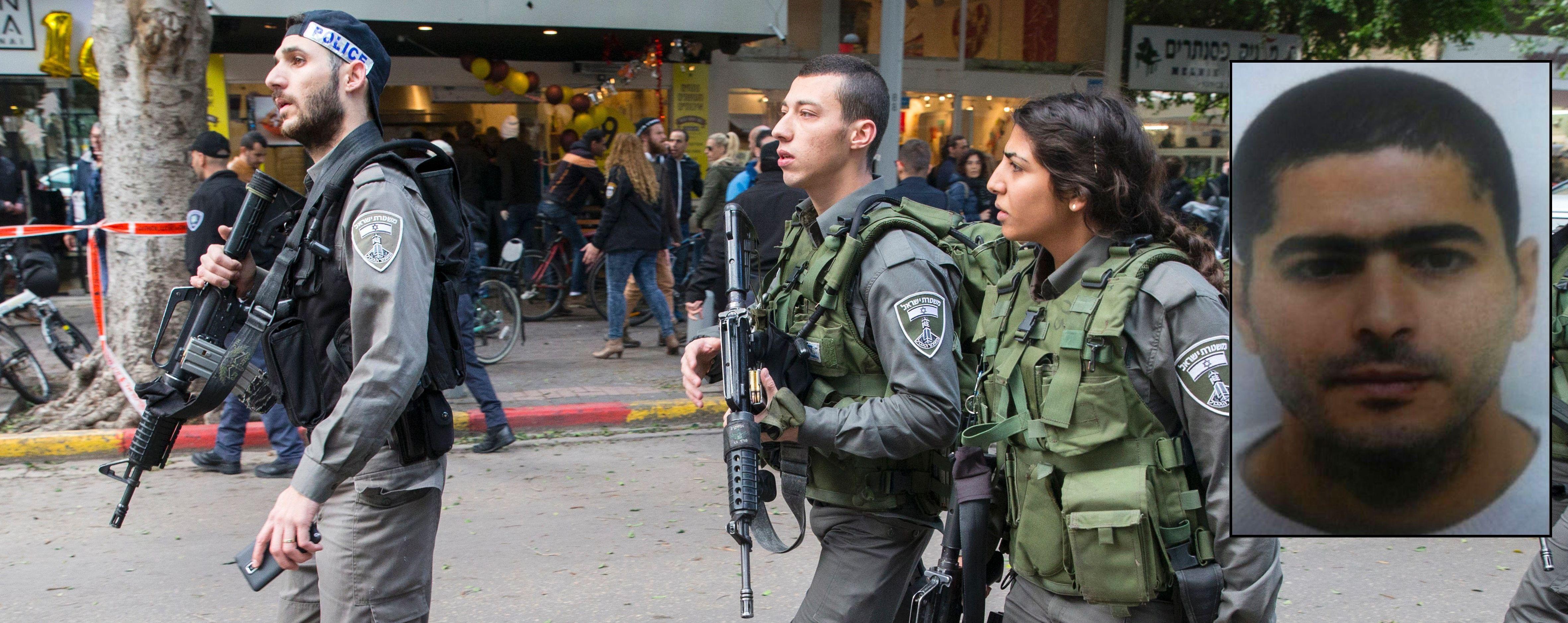 Tel Aviv Gunman