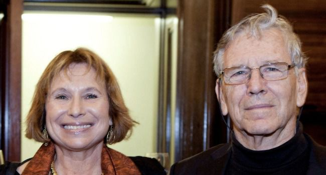 Fania Oz-Salzberger and her father Amos Oz