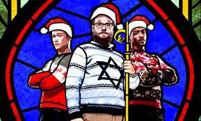 The Jewiest Christmas Movie Ever, Brought To You By Seth Rogen ...