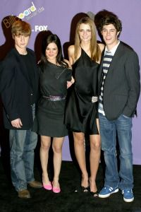 ?The OC? cast: Benjamin McKenzie, Rachel Bilson, Mischa Barton, and Adam Brody