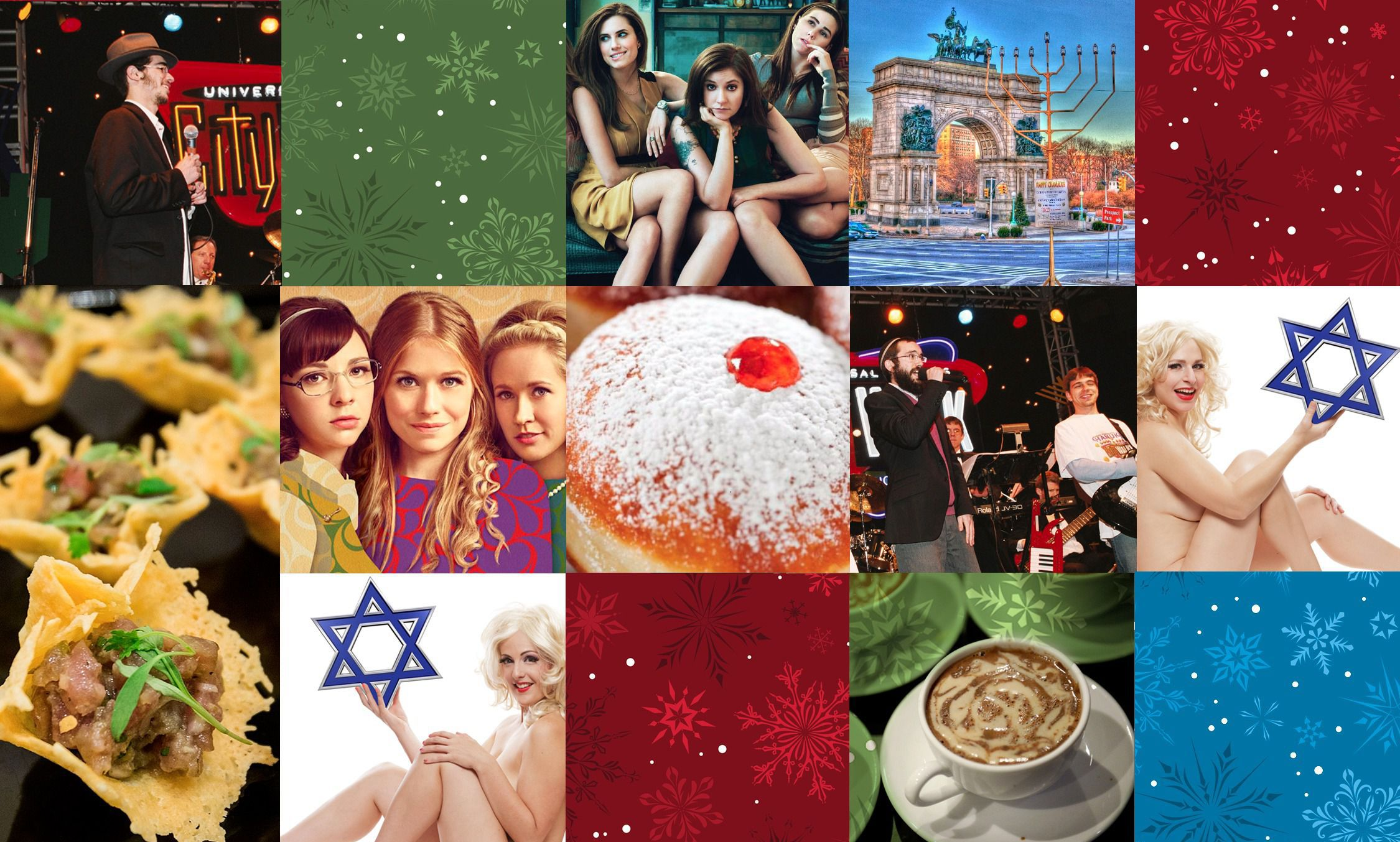 What Do Jews Do on Christmas? – The Forward