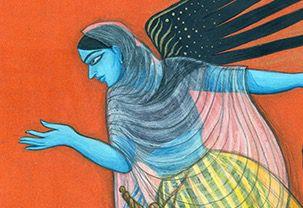 """Fereshtini #9"" (Finding Home Series)"