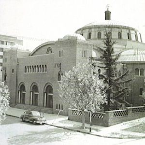 From Jews to Jesus: Built in 1914, the Great Park Synagogue in downtown Johannesburg is now a church.