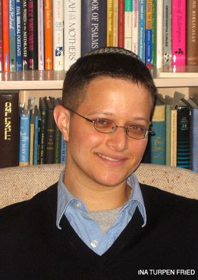 AGAINST ?BINARY? GENDER: Reuben Zellman was the first openly transgender applicant to the Reform movement?s Hebrew Union College rabbinic school.