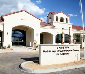 A Tucson, Ariz., home for senior citizens operated by B'nai B'rith.