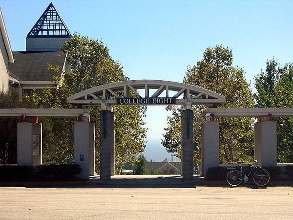 College Eight at University of California, Santa Cruz