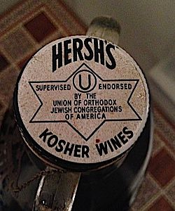 Competitive Advantage:  Hersh?s was the first wine to get the kosher seal of approval from the OU.