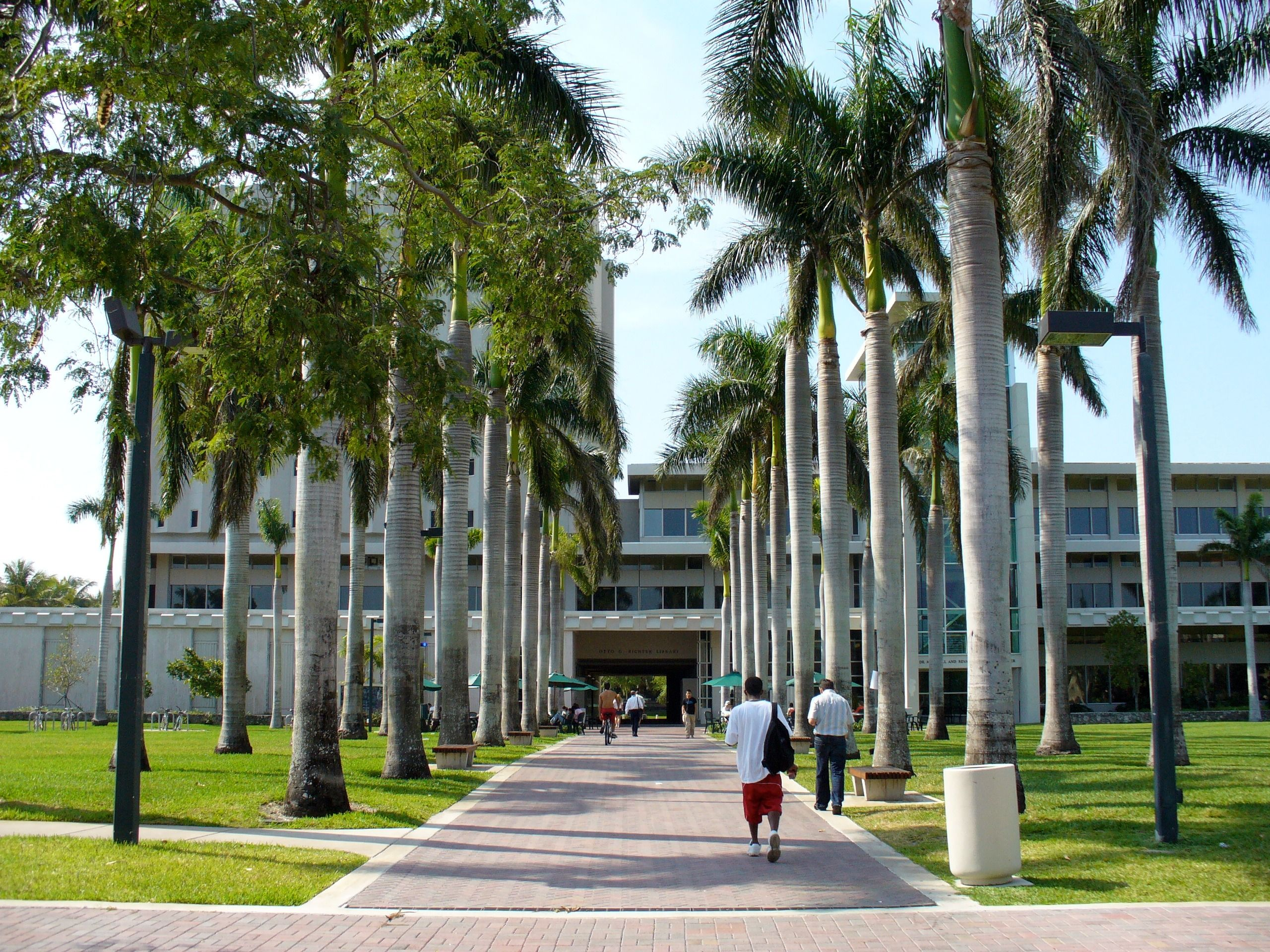 Otto G. Richter Library at the University of Miami