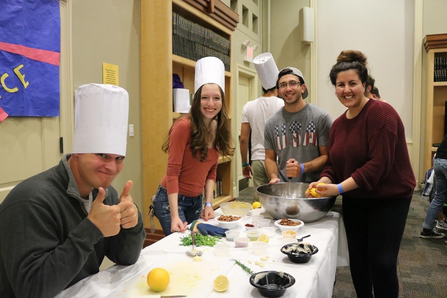 Jewish students at UConn