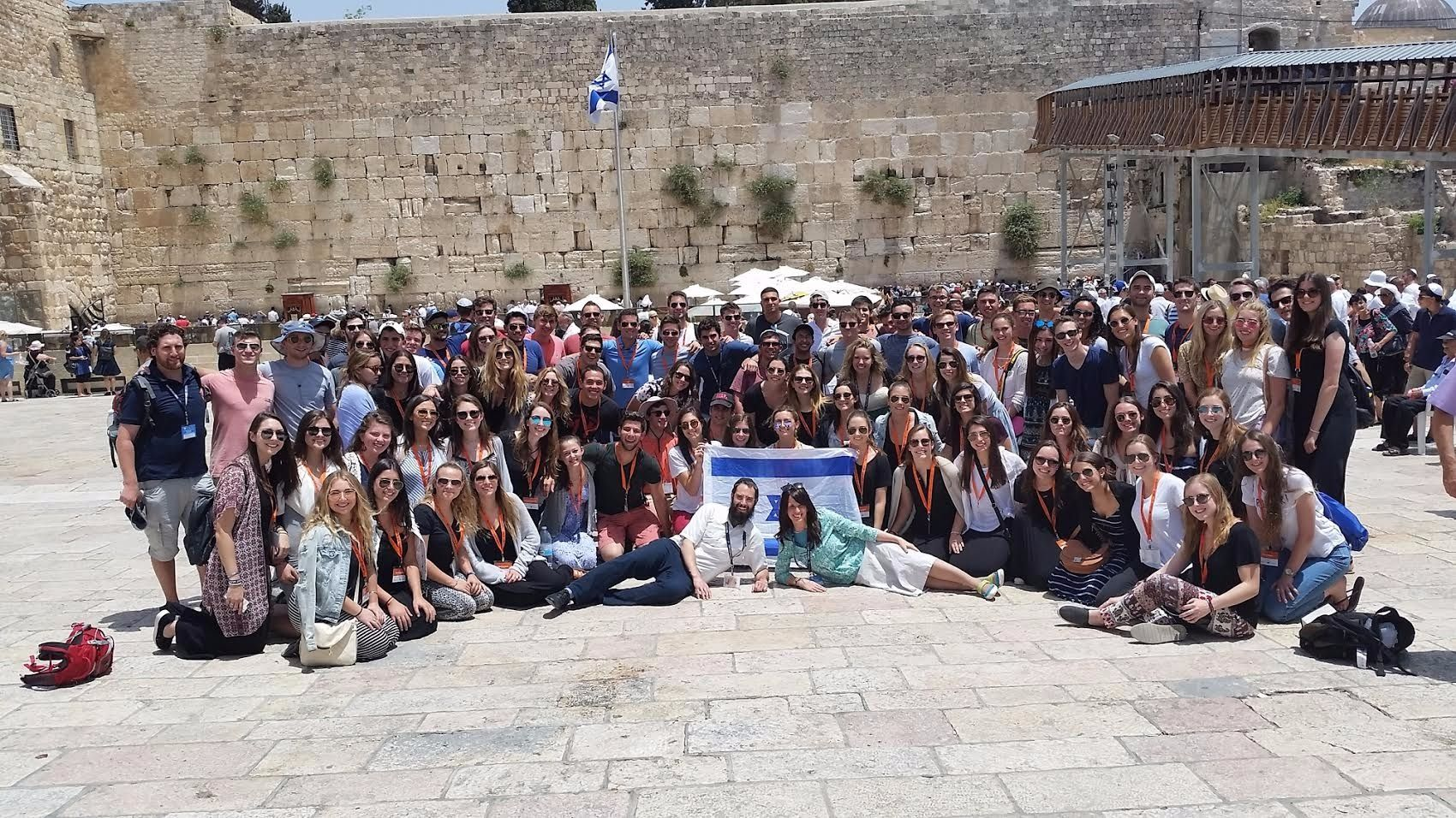 Jewish students from Vanderbilt University
