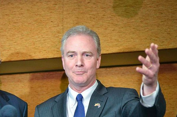 Rep. Chris Van Hollen has mostly been known as a safe vote for the AIPAC wing of the pro-Israel community.