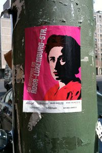 Inappropriate Capitalism: Even Rosa Luxemburg, doyenne of German communism, has been appropriated by consumer capitalism.