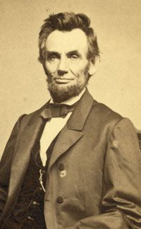 Shtelling Avek: Abraham Lincoln, the most yeshivish of presidents.