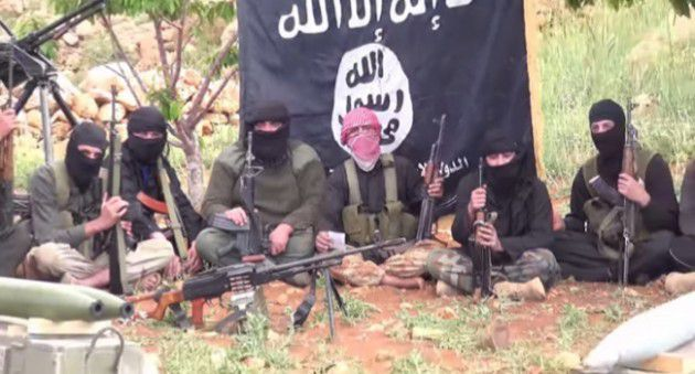 Bad Spot: A French Jewish girl is believed to have been among scores of young women who have joined Islamic State radicals as 'wives' of fighters.