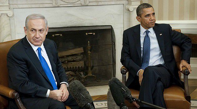 Irreconcilable Differences?: Obama and Netanyahu, from the days when they were talking to each other.