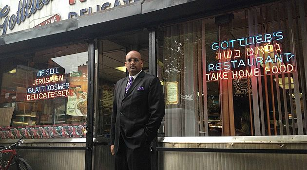 Giant Killer? Abe George hopes to unseat veteran Brooklyn District Attorney Charles Hynes next year. He blasts the incumbent for his handling of sex abuse cases in the ultra-Orthodox community.