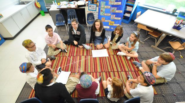 No Substitute: There are many ways to bring Junior up Jewish. Day schools are an indispensible component.