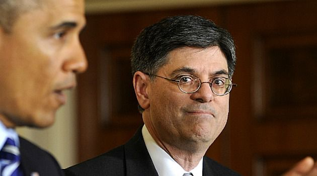 Uh-oh Boss: President Obama scolded Jack Lew about his poor handwriting, joking that he nearly decided not to name him treasury secretary after seeing his signature.