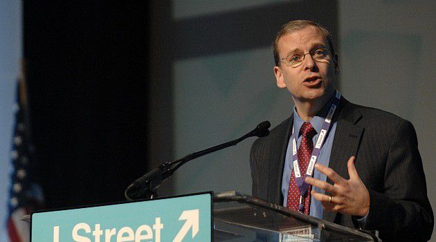 Uphill Fight: J Street president Jeremy Ben-Ami came under attack at a committee meeting of the Conference of Presidents of Major Jewish Organizations.