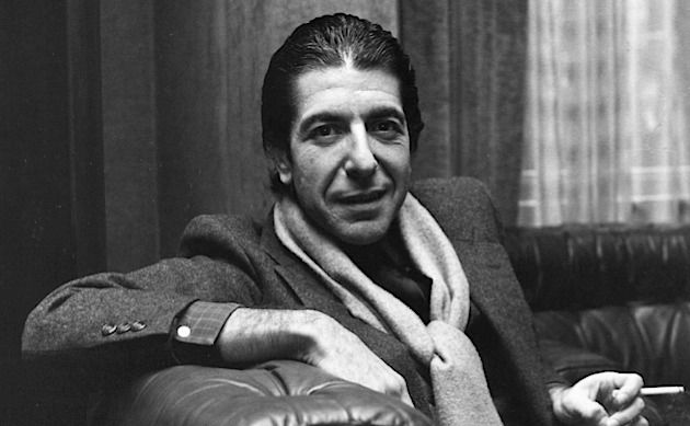 Ladies and Gentlemen, Leonard Cohen: The artist, seen here in 1980, was once the president of the Jewish fraternity at McGill University.