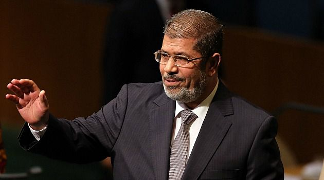 Walk Like an Egyptian: With the Gaza crisis, President Mohammed Morsi has a chance to prove newly democratic Egypt?s importance on the world stage. There?s still work to do.