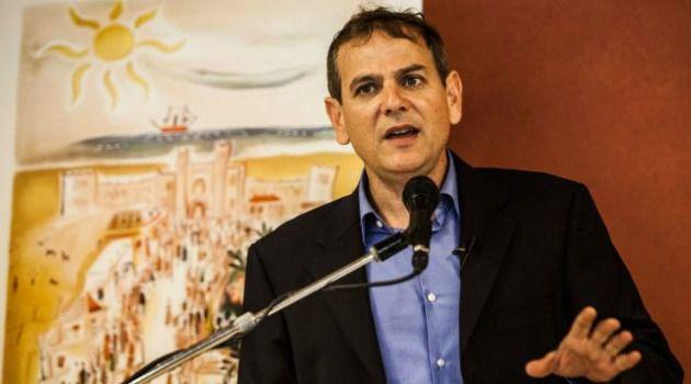 Trailblazer: Nitzan Horowitz is seeking to become Israel?s first gay mayor. He faces 15-year incumbent Ron Huldai on Oct. 22.