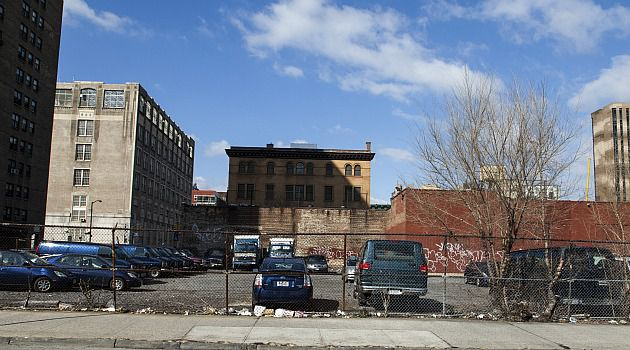 Location, Location: The development of an unimpressive looking stretch of the lower East Side after decades of delay signals a political changing of the guard in the fast gentrifying area of Manhattan.