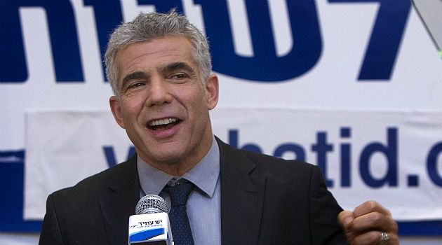 Shrinking Center: He?s Israel?s man of the moment. But things are about to get very, very tricky for Yair Lapid.