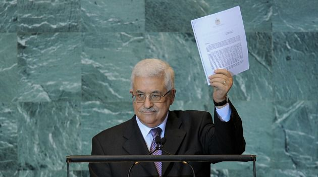 Two-State Statesman: Palestinian President Mahmoud Abbas is pushing for statehood at the United Nations. Before rejecting the move, Jews would do well to actually read what he is proposing.