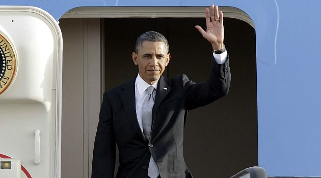 Hasta La Vista: Barack Obama leaves Israel after a trip that analysts called a success ? although expectations were set deliberately low.