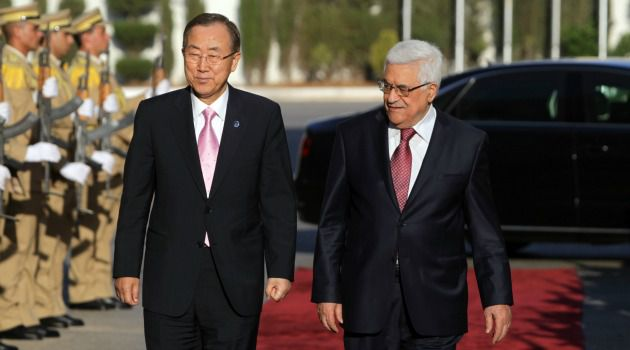 No Good Options: Mahmoud Abbas is not enthusiastic about the prospect of peace talks. But what choice does he have?