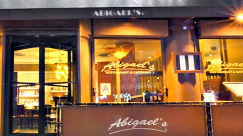 Abigael's is among the kosher restaurants offering  holiday menus.