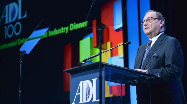Time?s Up: By the time he retires, at age 75, Foxman will have been employed by the ADL for 50 years, as national director since 1987.